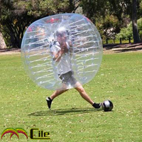 Giant Inflatable Bubble Football for Adults and Children
