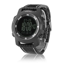 Shenzhen spovan compass digital wrist watch for mountaineering