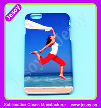 JESOY 3d sublimation blank hard cover case for Ipod touch5