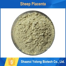 Skin Care Bulk Sheep Placenta Extract Powder For Anti Wrinkle Cream