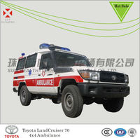 Toyota land cruiser ambulance,land cruiser ambulance,ambulance 4x4