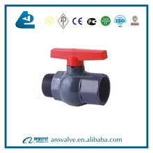 hot sale price list pvc ball valve