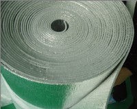 Reflective energy saving Silver Aluminum Foil Foam building material closed cell Insulation