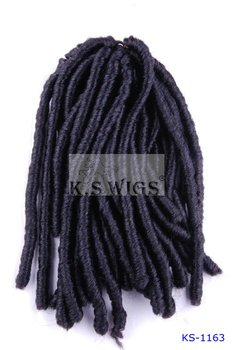 K.S WIGS Fast delivery Africa style Japanese Fiber hair