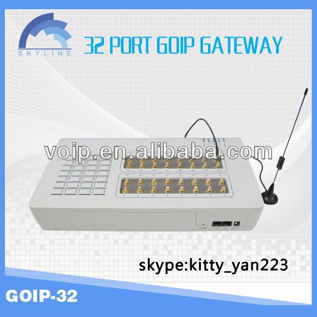 GSM VOIP TERMINAL GATEWAY,goip voip 32 port gateway,keyboard imei changing