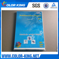 new inkjet light-colored heat sublimation transfer paper