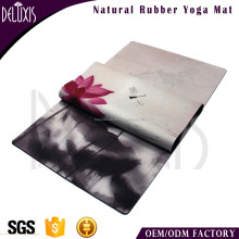Hot Sale Unique Design natural rubber cheap Exercise Yoga Mat