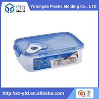 As the customers required mold maker custom plastic disposable lunch box