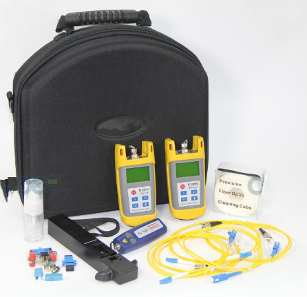 orientek TLT-25M-F fiber optic tool kit with OPM +OLS+VFL+OFI