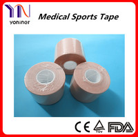 Kinesiology tex sports tape CE FDA Manufacturer