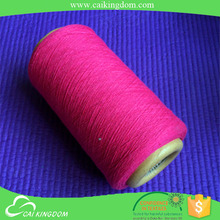 oeko-tex certification super quality recycled cotton weaving yarn remnants