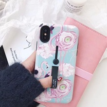Hot selling fashion lady's function phone case for iphone X cell phone case for iphone 10
