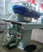 laundry dry cleaning press machine