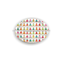 Kids party paper plate birthday party favors plate