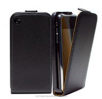 Factory New Leather magnetic flip Cover skin Case for Apple iPhone 3 3G 3GS