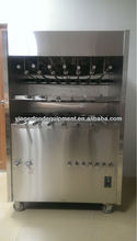 Commercial Brazilian BBQ Machine, Gas/Charcoal grill, Rotisserie