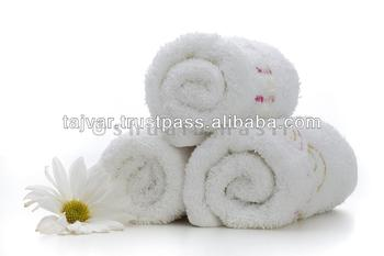 100% Cotton Hand Terry Towels