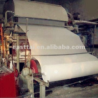 High Quality Tissue Paper Making Machine for paper mill