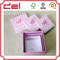 Luxury cardboard soap packaging box