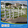 3 rail PVC horse fence gate