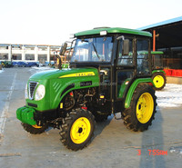 40HP 4WD Agricultural Machinery Mini Farm Tractor/Garden Tractor for Sale
