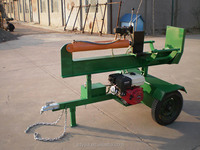 Hot sale factory supply super quality Ce approved automatic log splitter