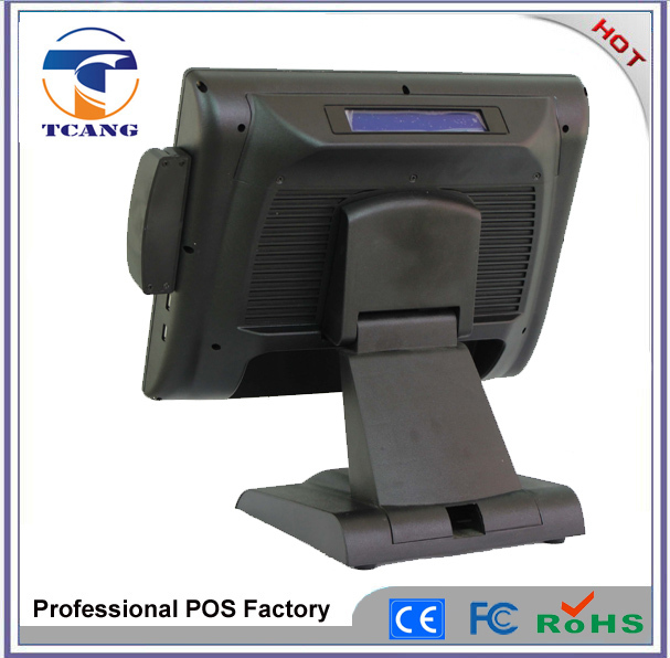 15 inch Android 4.4 System Tablet PC Smart Touch Screen All-in-One Embedded Industrial Computer POS Machine