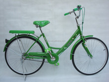 lady New model green city bike/bicycle/cycle (SSL016)