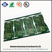 cell phone scrap PCB board with 1 oz copper thickness