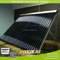 High Quality European Style Vacuum Tube Solar Panel, Heat Pipe Solar Collector