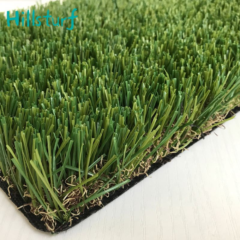 Artificial Synthetic Grass Gardening Flowers Turf For Landscaping