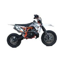White Color Chinese Mini Kids Dirt Bike