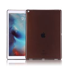 High quality Soft Transparent TPU Tablet Case for iPad Pro 12.9 , For iPad Pro case