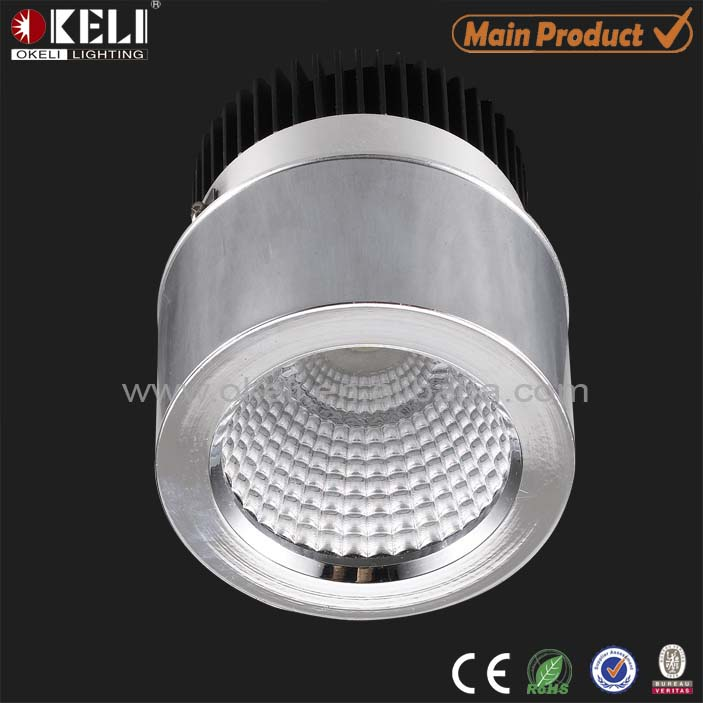 High quality home decoration 3W COB indoor LED ceiling Spotlights