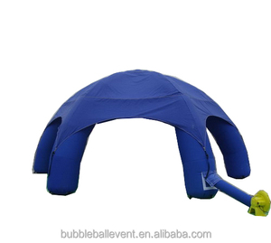 New Arch Tent Type inflatable air dome lawn tent with factory cheap price for sale