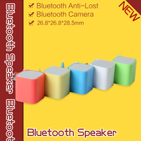 China manufacturer engineering plastic wireless multimedia speaker with mic input