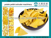 Corn Tortilla Chips production machine