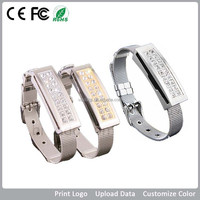 external harddrive your own Jewellery USB watch bought from alibaba as new year gifts