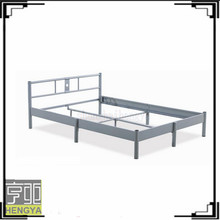 cheap iron bed/New cheap cool beds for sale