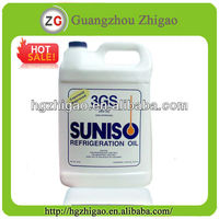 3.78 Litres White Color Suniso Refrigeration Oil
