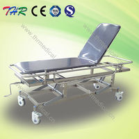 THR-E-5 Medical Stainless Steel Transport Stretcher