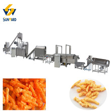 Factory Supply Cheetos Snack Food Production Machine