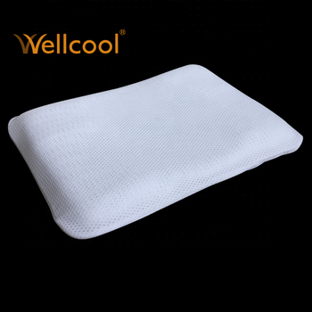 po summer cool covered 3d baby pillows