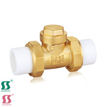 Air Butt Weld Check Valve Flexible Disc H Type