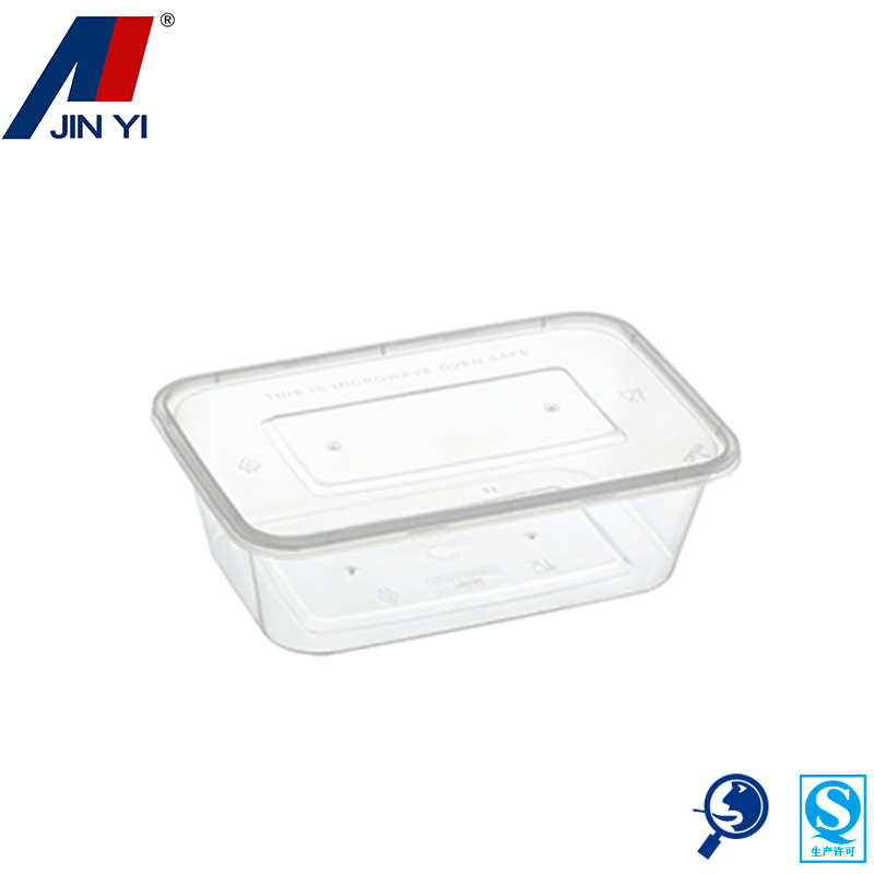 plastic container food packaging bento box store