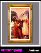 hot sale religion wood picture frame