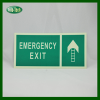 Safety Sticker photo luminescent IMO Signs symbols