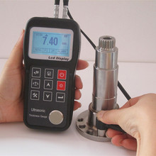 Paper Thickness Gauge , Ultrasonic Thickness Measurement Equipment