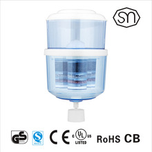 12 L mineral pot install on water dispenser rainbow filter for water