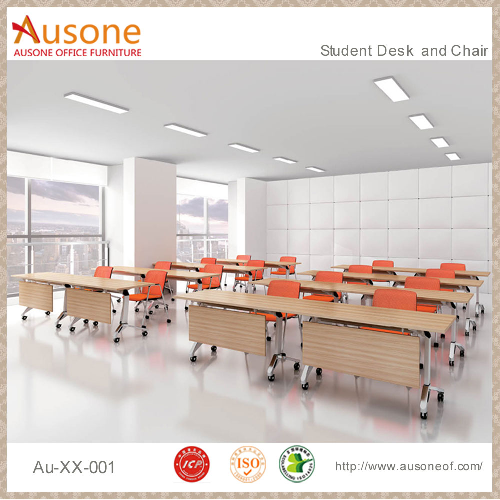 Cheap price long study computer table school study desk